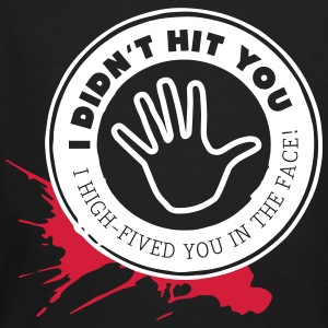 High-five - Männer Bio-T-Shirt