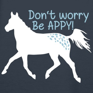 Don't worry - be Appy Pullover & Hoodies - Frauen Premium Hoodie