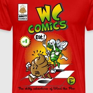WC comics - T-shirt Premium Homme