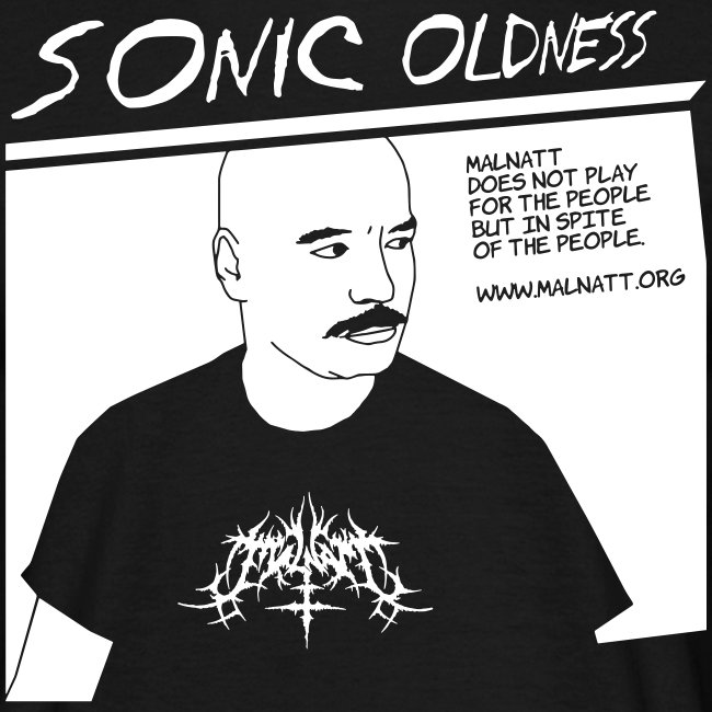 T-shirt Sonic Oldness MAN
