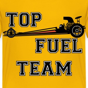 top dragster team T-Shirts - Kinder Premium T-Shirt