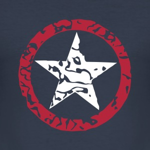 star_circle_vec_2 nl - slim fit T-shirt