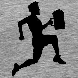Running race Stein T-Shirts - Men's Premium T-Shirt