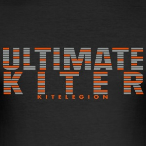 ultimate_kiter_vec_3 en - Men's Slim Fit T-Shirt
