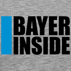Design Bayer inde T-shirts - Herre premium T-shirt