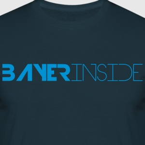 Bayer Inside-logoet T-shirts - Herre-T-shirt