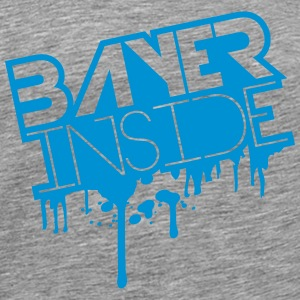 Bayer Inside Graffiti Design T-Shirts - Männer Premium T-Shirt