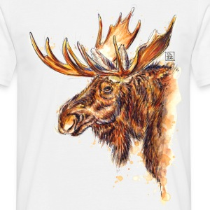 SM Elch | moose T-Shirts - Men's T-Shirt