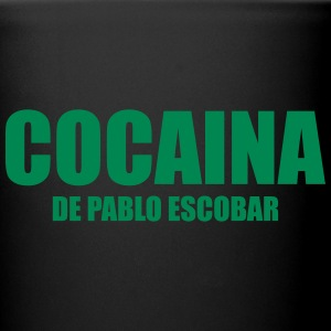 Cocaina de Pablo Escobar Bottles & Mugs - Full Colour Mug