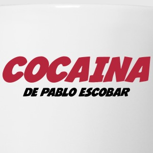 Cocaina de Pablo Escobar Bottles & Mugs - Mug