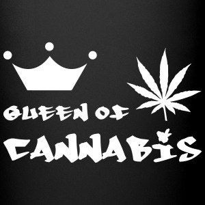 Queen of Cannabis Kopper & flasker - Ensfarget kopp