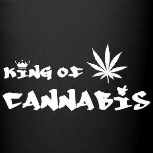 King of Cannabis Kopper & flasker - Ensfarget kopp