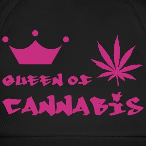 Queen of Cannabis Kepsar & mössor - Basebollkeps
