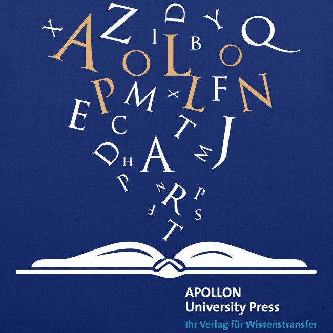 Stofftasche im APOLLON University-Press-Design