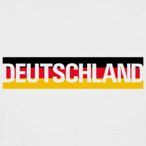 Deutschland / Germany t-shirt - Men's Baseball T-Shirt