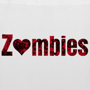 zombies Bags & Backpacks - Tote Bag