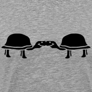 Magliette tartaruga spreadshirt for Tartarughe in amore