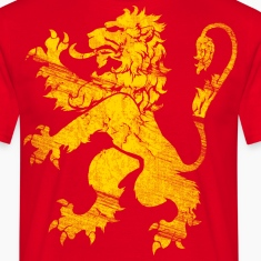 Lion Rampant, Or T-Shirts