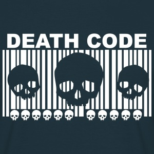 Death Code Tee shirts - T-shirt Homme