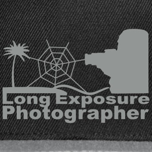 Long Exposure Photografer Caps & Mützen - Snapback Cap