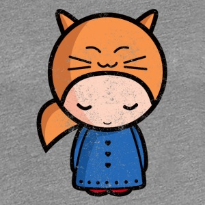 kawaii sarah worn out  T-Shirts - Women's Premium T-Shirt