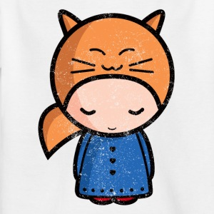 kawaii sarah worn out  T-shirts - T-shirt barn