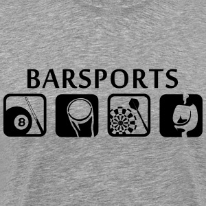 Sports Bars - Bars ports T-Shirts - Men's Premium T-Shirt