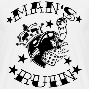 Man's Ruin Tattooshirt - Männer T-Shirt