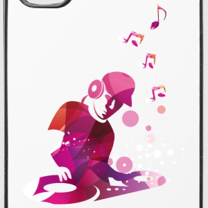 DJ turntables. Disco Phone & Tablet Cases - iPhone 4/4s Hard Case
