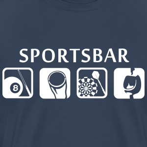 Pub Sports - Sportsbar T-Shirts - Men's Premium T-Shirt
