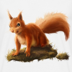 Little Squirrel T-Shirts - Men's T-Shirt