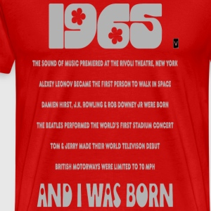 1965 49th / 50th Birthday - Men's Premium T-Shirt