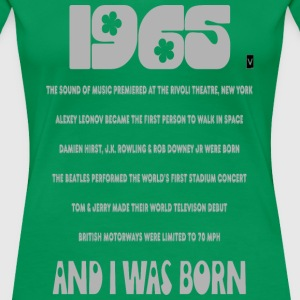 1965 49th / 50th Birthday - Women's Premium T-Shirt