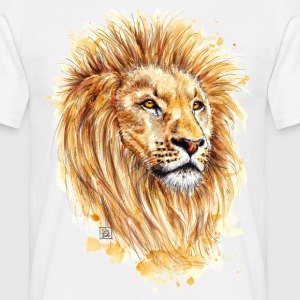 SM Löwe | lion T-Shirts - Men's T-Shirt