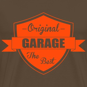 Original Garage T-Shirts - Men's Premium T-Shirt