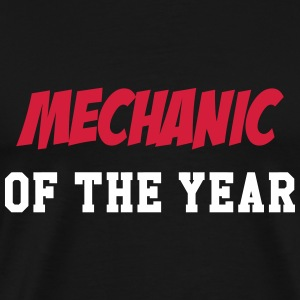 Mechanic of the Year T-Shirts - Men's Premium T-Shirt