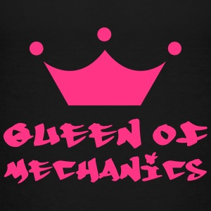Queen of Mechanics Shirts - Teenage Premium T-Shirt
