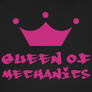 Queen of Mechanics Caps & Hats - Baseball Cap
