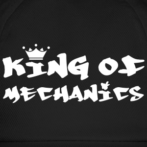 King of Mechanics Caps & Hats - Baseball Cap