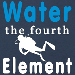 Water the fourth Element Langarmshirts - Kinder Premium Langarmshirt