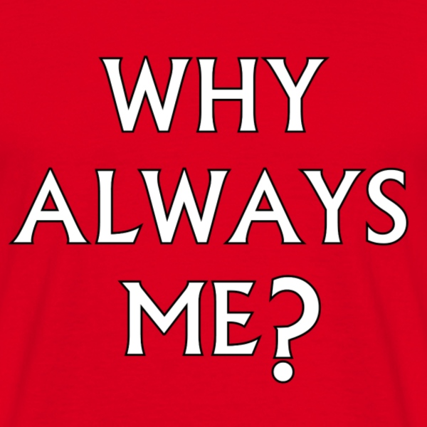 Why Always Me - Mario Balotelli - Liverpool - Men's T-Shirt