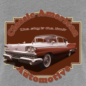 Women's Premium T-Shirt Ford Skyliner | Classi - Women's Premium T-Shirt