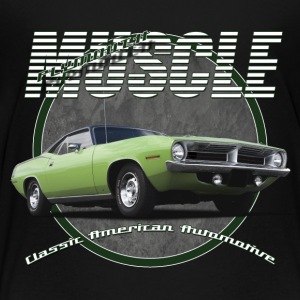 Teenage Premium T-Shirt Plymouth Barracuda | Cla - Teenage Premium T-Shirt