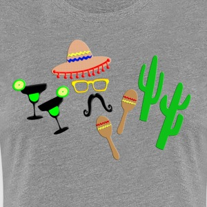 mexico! - Women's Premium T-Shirt