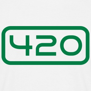 420 Tee shirts - T-shirt Homme