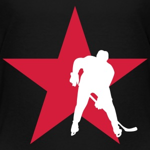 Hockey / Eishockey T-Shirts - Kinder Premium T-Shirt