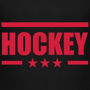 Hockey T-shirts - Premium-T-shirt barn