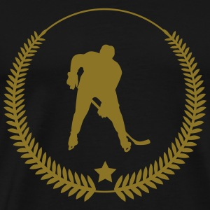 Hockey / Eishockey T-Shirts - Men's Premium T-Shirt