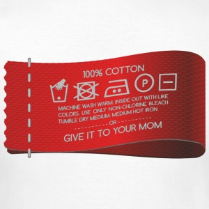 Give it to your mom 3 Tee shirts - T-shirt Femme