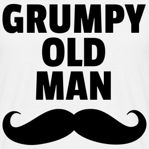 Grumpy Old Man T-Shirts - Men's T-Shirt